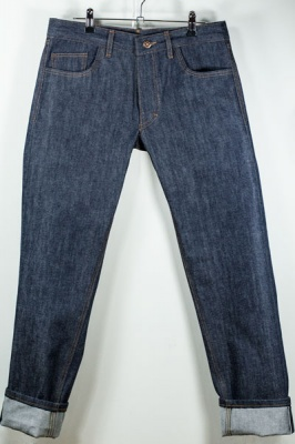 Pattern M983 Mens Selvedge Jeans