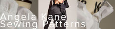 Angela Kane Sewing Patterns, Join the Best Sewing Site -Half Banner 234 x 60