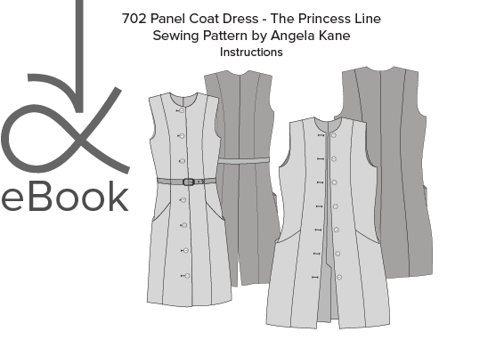Free PDF Sewing Patterns, The Pinafore Dress Pattern, The Great ...