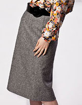 Photo of Pencil Skirt Sewing Pattern, PDF Sewing Pattern 483