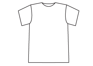 Sewing Patterns - A Classic T-Shirt PDF Sewing Pattern from Angela Kane - Sewing for Beginners