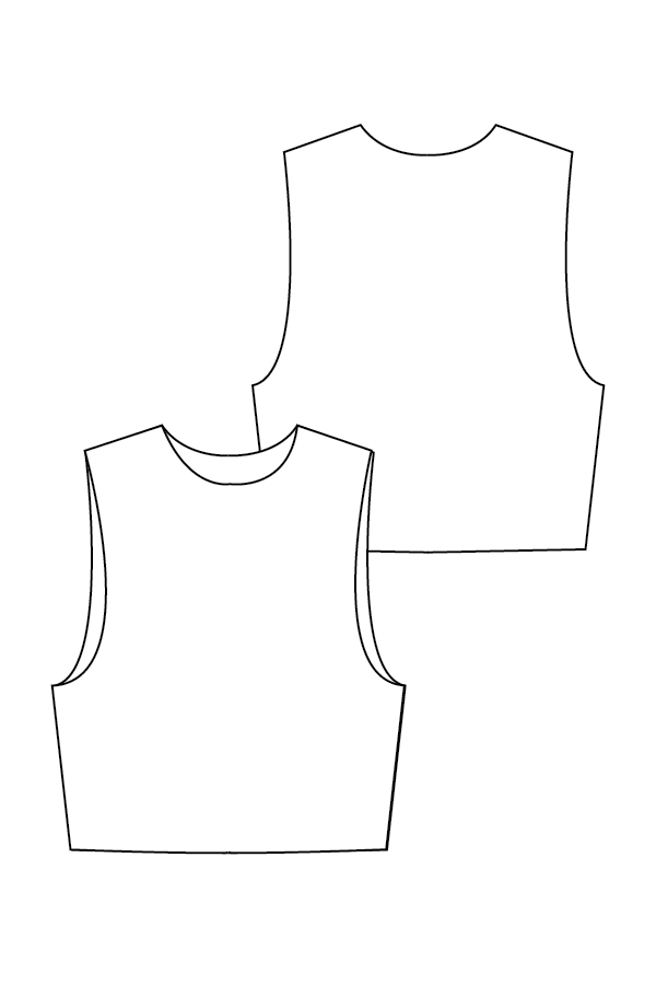 PDF Sewing Patterns Patterns At A Glance Amazing Vest Patterns
